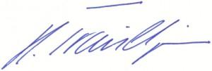 Traublinger-unterschrift